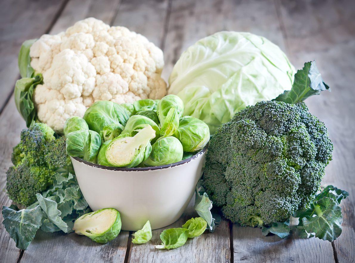 พืชตระกูลกะหล่ำ ช่วยป้องกันมะเร็งลำไส้ใหญ่ และกระเพาะอาหาร