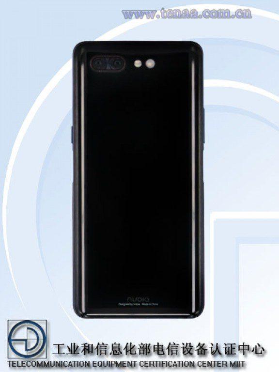 nubia Z18s สมาร์ทโฟน 2 หน้าจอ เผยข้อมูลสเปคใช้ Snap 845 RAM 8GB