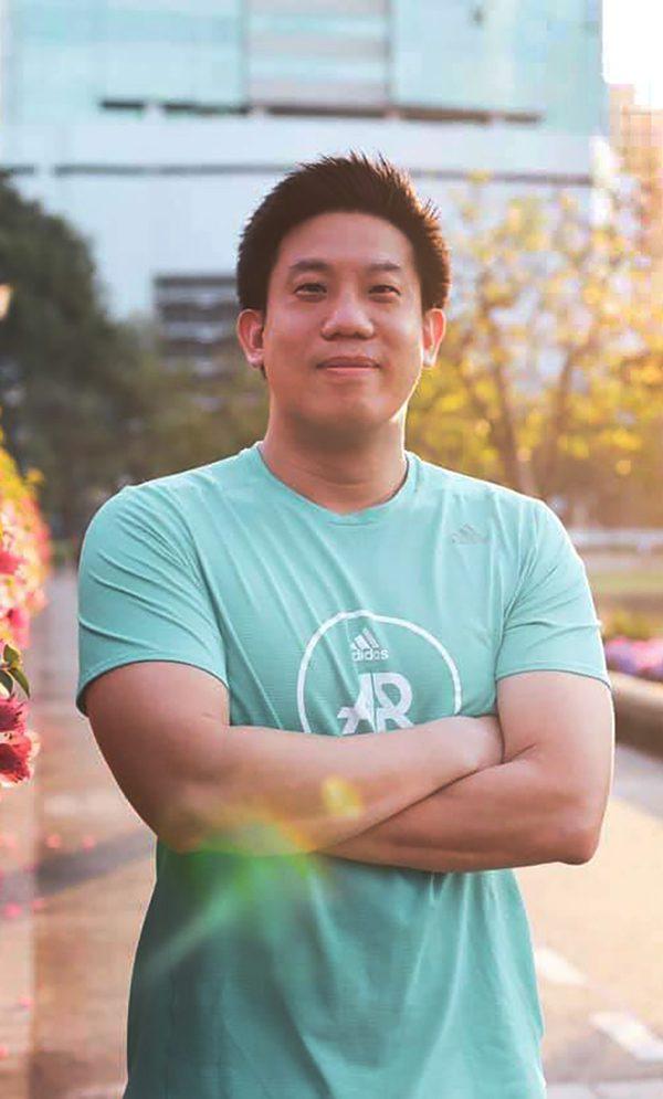 นพ. ภัทรภณ อติเมธิน, adidas Runners Bangkok