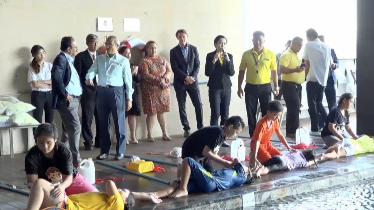 สสส.-WHO-SEARO จัดประชุมป้องกันอุบัติเหตุเด็กจมน้ำ