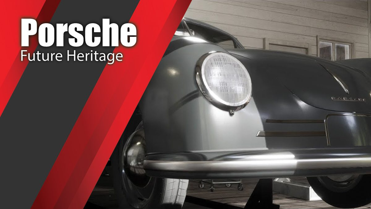 Porsche Future Heritage