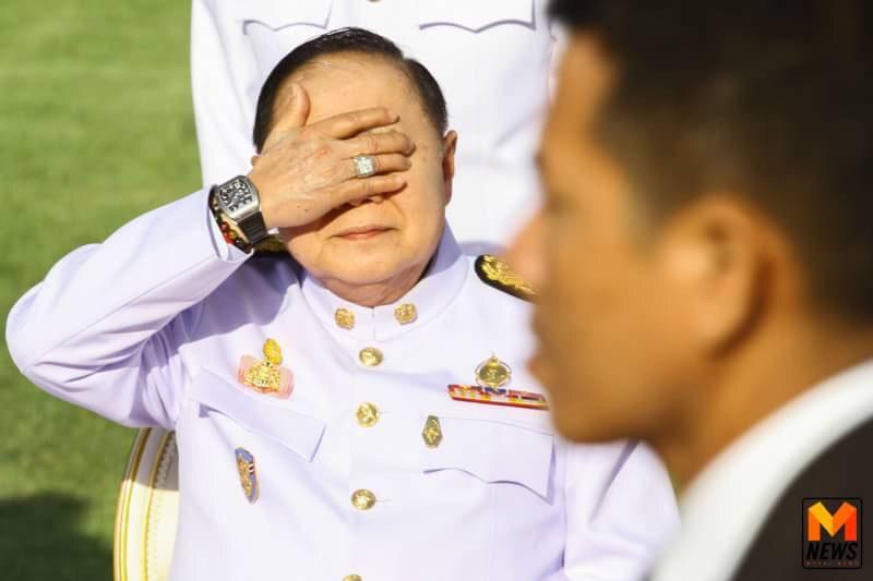 ป.ป.ช. เผยเหตุผลทำไมถึงตีตกกรณีนาฬิกาหรู 'บิ๊กป้อม'