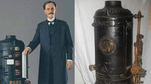 Edwin Ruud ผู้ประดิษฐ์เครื่องทำน้ำอุ่น คนแรกของโลก!
