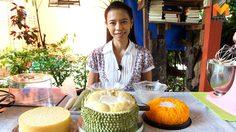 สาวเภสัช ใช้เวลาว่างหลังเลิกงานรับทำเค้กทุเรียน ขายผ่านเฟซบุ๊กรายได้ดี