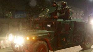 จนท.สังหาร 4 'ตาลีบัน' บุกโจมตีเขตสถานทูตในกรุงคาบูล