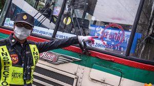 ขนส่งฯ พบ รถบรรทุก-รถโดยสารควันดำ สั่งห้ามใช้แล้ว 161 คัน