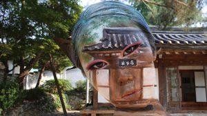 ตั้งสติก่อนดู! ศิลปินสาวเกาหลี ร่ายมนต์เสกเมคอัพ ให้กลายเป็น ภาพลวงตา