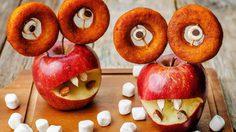 10 ไอเดียความคิดสร้างสรรค์กับขนมต้อนรับ วันฮาโลวีน