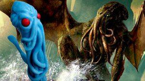 ดิลโด้ปีศาจปลาหมึก Cthulhu สุดแปลกแหวกแนวไม่เหมือนใคร