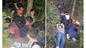 จังไดหนอ! ภาพแรงงานไทยกินนอนบนเขา หลังลอบเข้าเกาหลีใต้แบบผิดกฎหมาย
