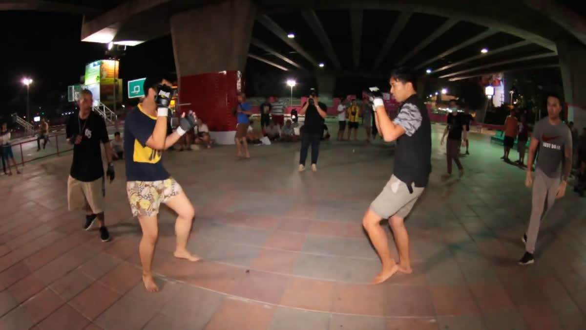 Fight Club Thailand เนม x ก้อง คู่ที่ 42