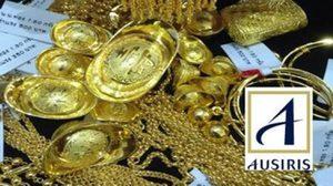 Ausiris เผย แนวโน้มราคาทองคำวันนี้