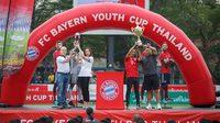 เยาวชนกว่า 600 ชีวิตแห่คัดสนามแรก เปิดฉาก FC Bayern Youth Cup Thailand 2019