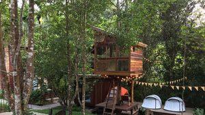 """""""บ้านในหมง Treehouse"""" โฮมสเตย์ที่โคตรชิล จ.ระนอง"""
