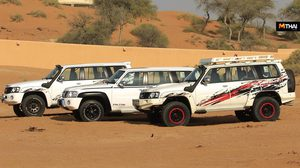 Nissan Patrol ใหม่ บุกเข้าตลาดตะวันออกกลาง มาพร้อมกับเครื่องยนต์เบนซิน ขนาด 5 ลิตร