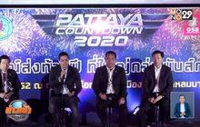 "MONO29 จัดเต็มยิ่งใหญ่ ""PATTAYA COUNTDOWN 2020"""