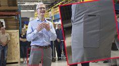หลุด!! ก่อนเปิดตัววัตถุในกระเป๋า Tim Cook สื่อนอกคาด คือ iPhone 8