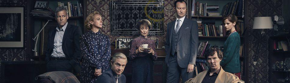 Sherlock สุภาพบุรุษยอดนักสืบ ปี 1