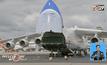 เครื่องบินลำใหญ่ที่สุดในโลกลงจอดในออสเตรเลีย