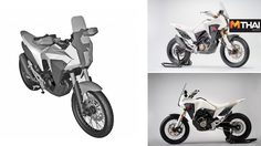 Honda เตรียมพัฒนา CB125M & CB125X พร้อมออกผจญภัยในเร็วๆ นี้