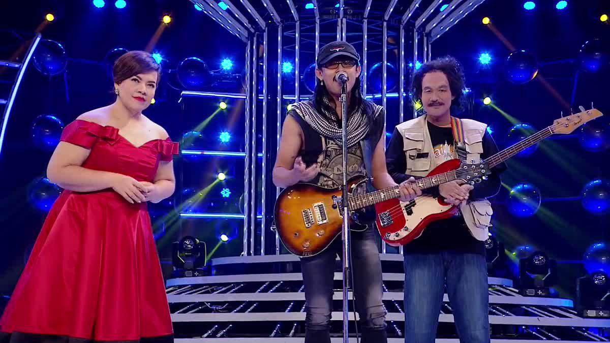 คาวบอย ร้องสด!! หมาหน้าเซเว่น - Sing Your Face Off Season 2