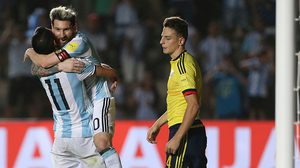 ผลบอล: เมสซี่ซัด1จ่าย2! ช่วย อาร์เจนติน่า บุถล่มโคลอมเบีย 3-0 ยังมีลุ้นไปเล่นรอบสุดท้าย