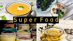 แนะนำ 10 ซุปเปอร์ฟู้ด อาหารสุขภาพดี