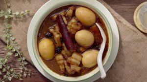 วิธีทำ ไข่พะโล้สามชั้น สูตรคาราเมล ไม่พึ่งซีอิ๊วดำ