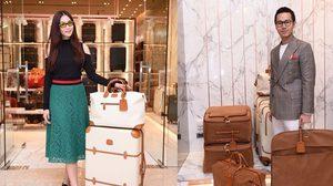 2 กูรูแฟชั่น แนะ เคล็ดลับ เลือกกระเป๋าเดินทาง พร้อมวิธีแพคกระเป๋า แบบมืออาชีพ