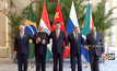 ผู้นำกลุ่มประเทศ BRICS หารือกันก่อนเปิดประชุม G20