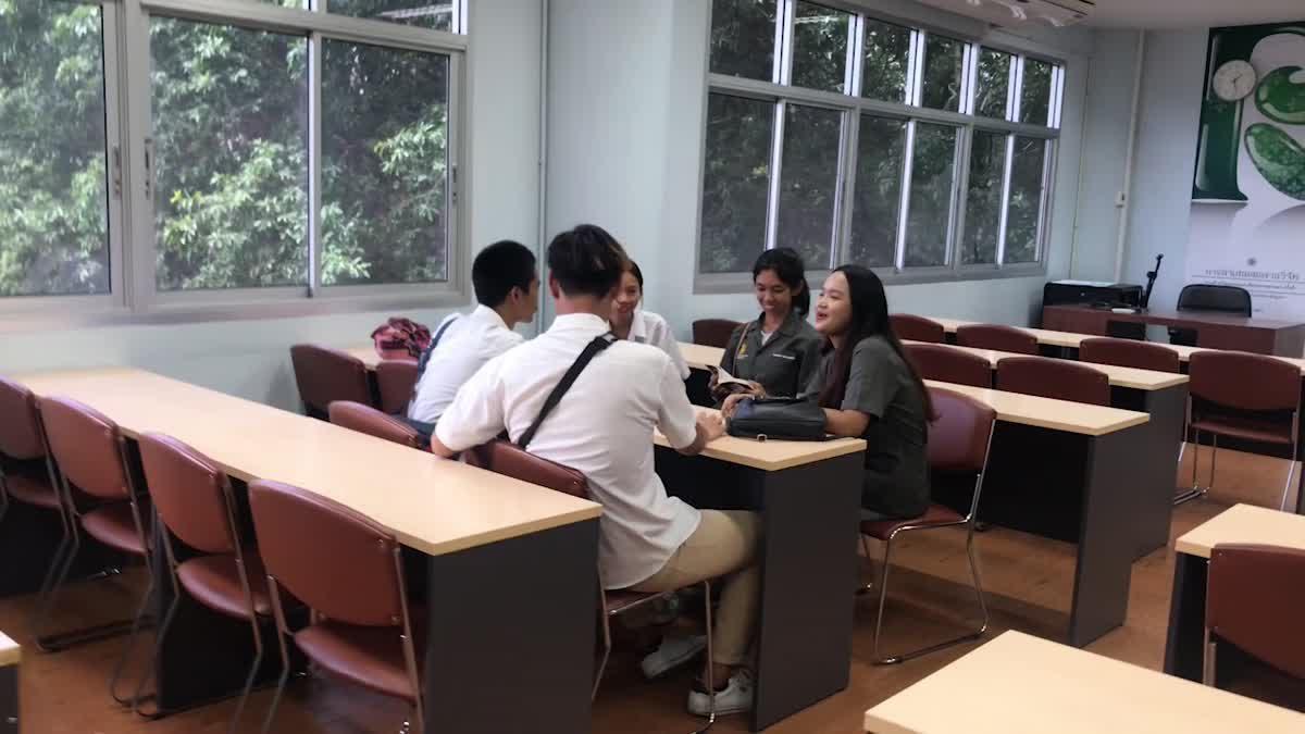 ทีม Adventure จาก Filmmaking Class จาก ม.บูรพา