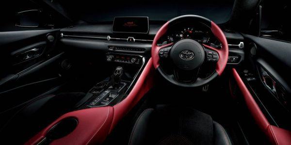 A90 Toyota GR Supra