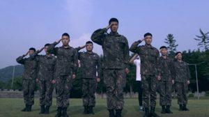 พลทหาร ยุนโฮ ชินดง อึนฮยอก ซองมิน ออกเพลงใหม่เพื่อชาติ!