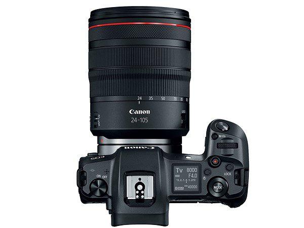 Canon EOS R +เลนส์ RF 24-105