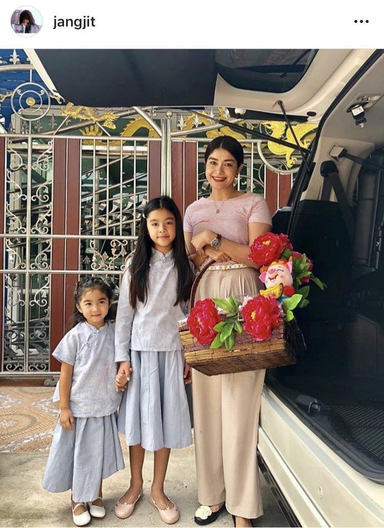 น้องแตงไทย-น้องแตงโม-แม่แจง
