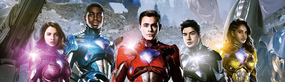 Power Rangers พาวเวอร์เรนเจอร์ส ฮีโร่ทีมมหากาฬ