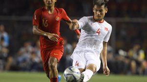 ต้องอายไหม! เวียดนามยำอินโด 3-0 ซิวทองซีเกมส์2019