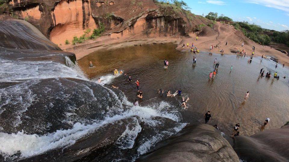 เตือนระวัง เที่ยว น้ำตกถ้ำพระ ช่วงนี้ เหตุน้ำเชี่ยวหวั่นอันตราย
