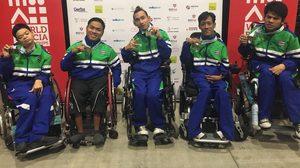 บอคเซีย ทีมชาติไทย สุดแกร่งผงาดคว้าแชมป์โลก 2 สมัยติด!