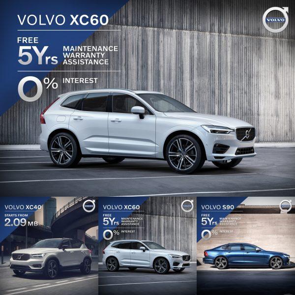 Volvo Summer Special Offer