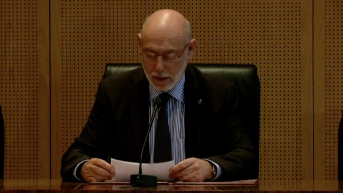 อัยการสูงสุดสเปนยืนฟ้องอดีตผู้นำกาตาลุญญาข้อหากบฏ