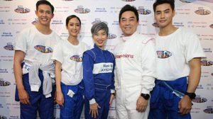 แชมป์-พาย-เพ็ชร ร่วมแข่งรถคาร์ทเยาวชนสลาลมระดับสูง ชิงแชมป์แห่งประเทศไทย 2019