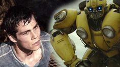 ดีแลน โอ'ไบรอัน (พากย์เสียง)เป็น บัมเบิลบี ในหนัง Bumblebee