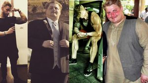 ลดน้ำหนักหลังคิดฆ่าตัวตาย หนุ่มอ้วนสู่หนุ่มเฟิร์ม 158  เหลือ 95 ใน 18 เดือน