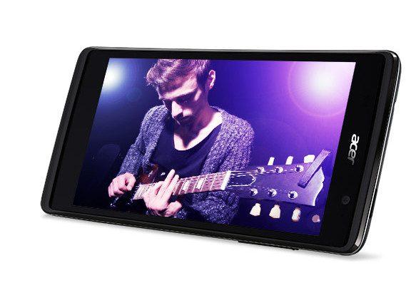 มือถือ ราคาไม่เกิน 10000 : Acer Liquid Z500
