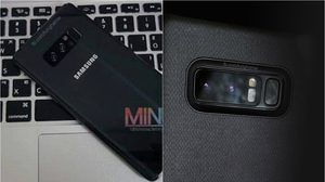 ภาพใหม่ Samsung Galaxy Note 8 พร้อมกล้องหลังคู่ต่างจากเดิม