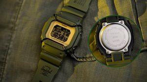 G-SHOCK x Herschel Supply Co. เปิดตัวนาฬิกาโมเดลคลาสสิค GLX5600-1