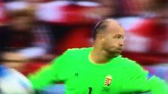 หลอกหน้าไม้! ชมคลิป คิราลี่ ขว้างบอลสุดเทพท้ายเกม ฮังการี อัด ออสเตรีย