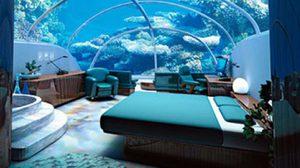 โรงแรมใต้ทะเล แห่งแรกของโลก โพไซดอน อันเดอร์ซี รีสอร์ท
