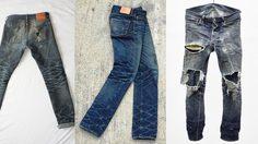 รวม กางเกงยีนส์ 14 ตัว เฟดสวยๆ ไว้ที่นี่ แถมบางตัวไม่ได้ซักมาร่วม 2 ปี
